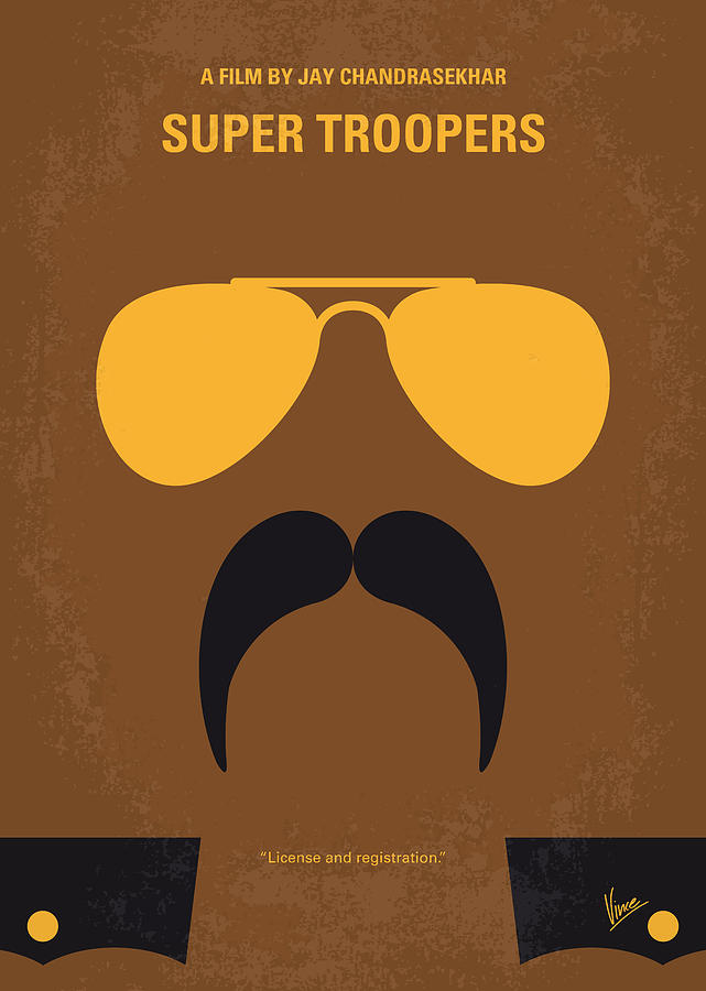 no459-my-super-troopers-minimal-movie-poster-chungkong-art