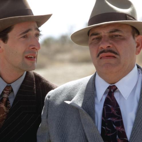 SINGING DETECTIVE, Adrien Brody, Jon Polito, 2003, (c) Paramount