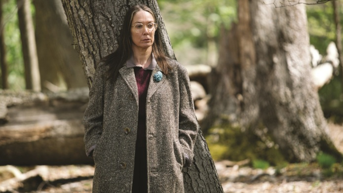 Elizabeth Marvel in Director Noah Baumbach's THE MEYEROWITZ STORIES (NEW AND SELECTED) to be released by Netflix.