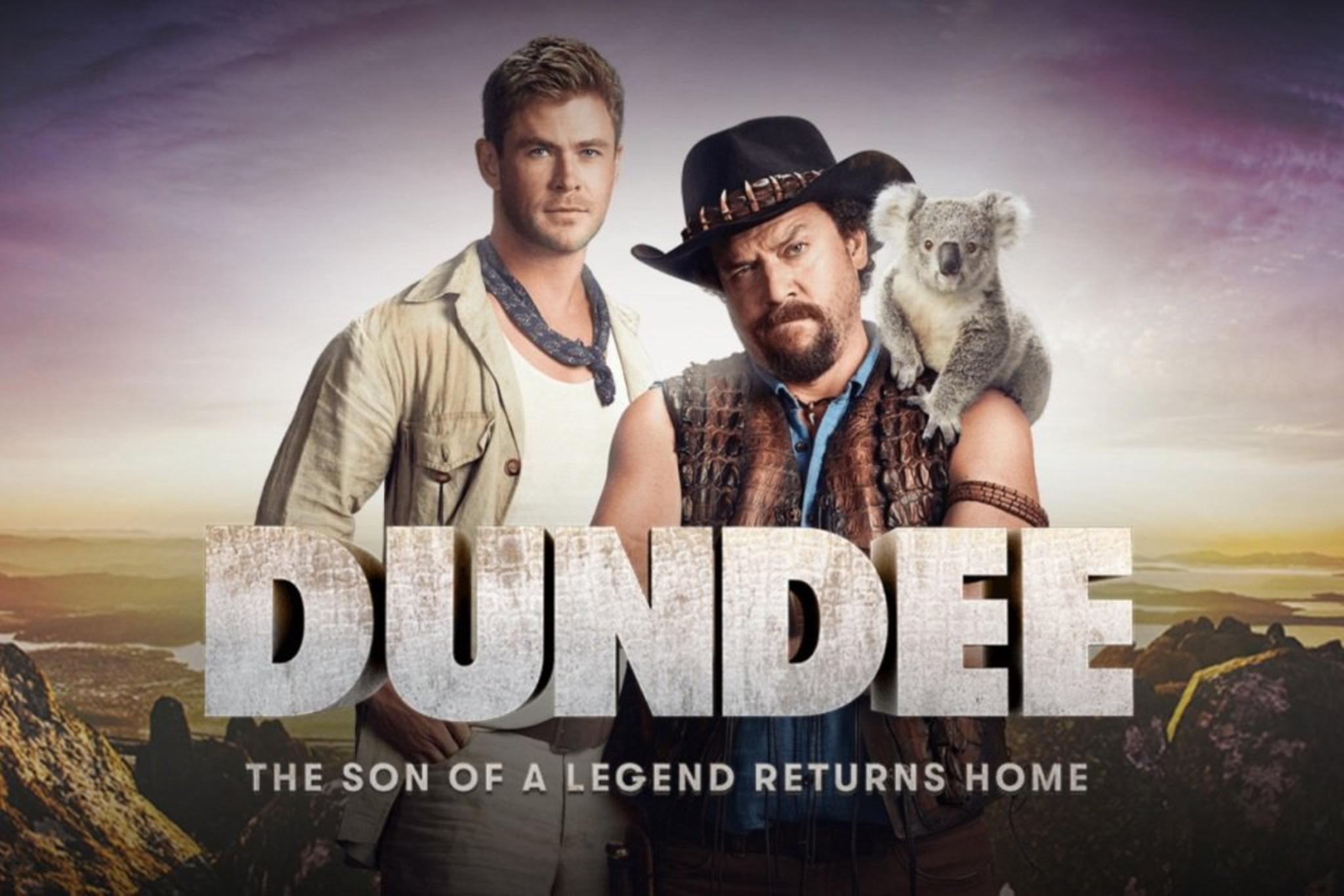 Crocodile-Dundee-Chris-Hemsworth-Danny-McBride-Poster