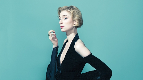 Elizabeth Debicki photographed in London by photographer David Vintiner for Variety October 2017.